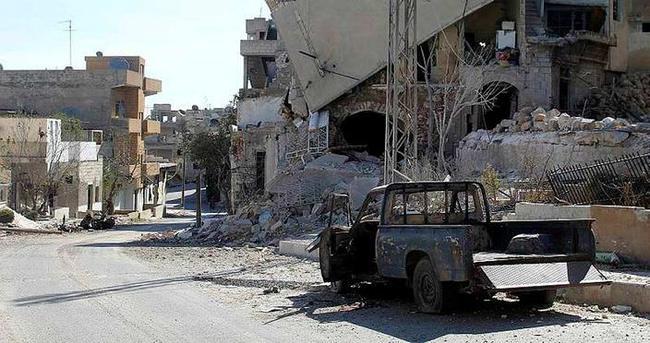 Rus uçakları Türkmen köyünü bombaladı: 3 ölü, 10 yaralı