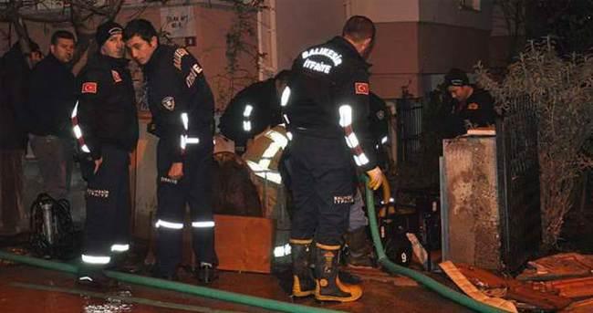 Balıkesir'de su borusu patladı: 1 ölü, 2 yaralı