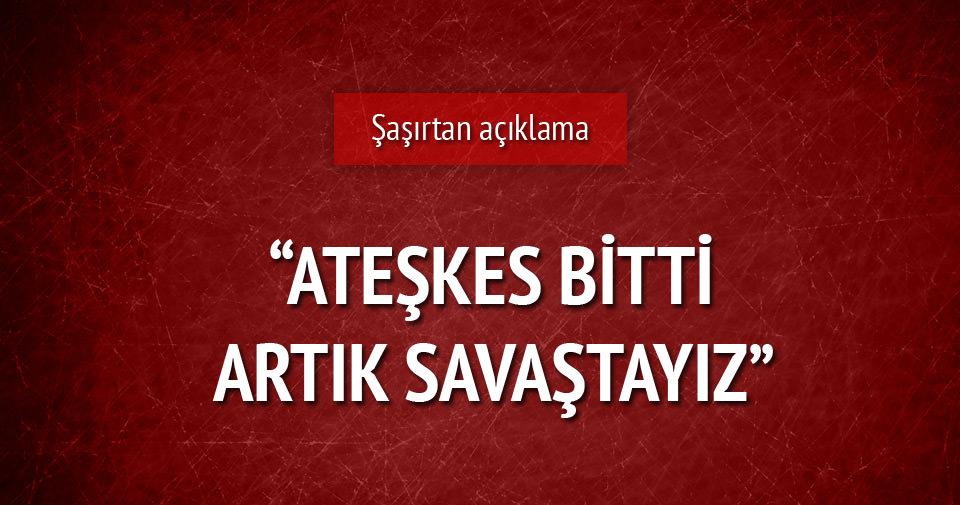 Ermeni Bakan açıkladı: Azerbaycan ile savaştayız!