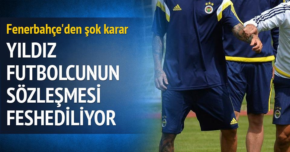 Fenerbahçeli yıldız yol ayrımında