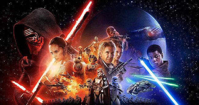 Star Wars 7 Güç Uyanıyor'u ezdi geçti