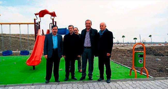 Şahinbey'den Ceyhan'a ziyaret