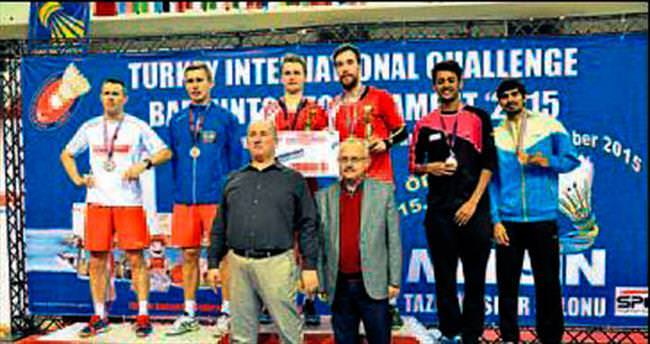 Badminton Olimpiyat Eleme Turnuvası sona erdi