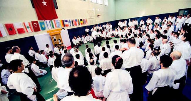 Aikido ve budocular Ankara'da buluşuyor