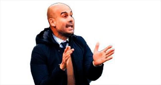 Pep'in son kararı Manchester City