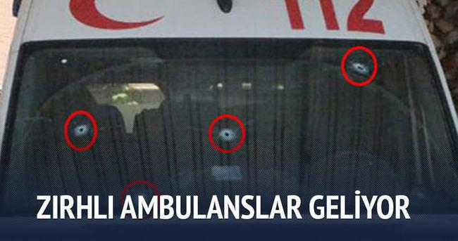 Müezzinoğlu: Zırhlı ambulans sürecini devreye sokuyoruz