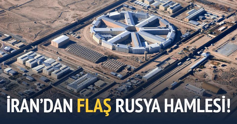 İran Rusya'ya askeri üslerini kullandırıyor