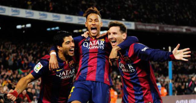 Barça'nın yıldızları rekora doymuyor