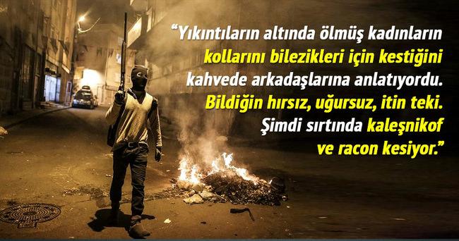 Diyarbakırlı vatandaş YDG-H'lilerin kimlerden oluştuğunu anlattı