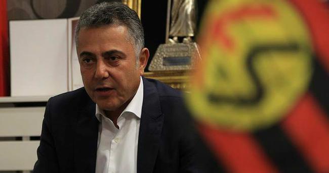 Eskişehirspor yönetimi olağanüstü kongre kararı aldı