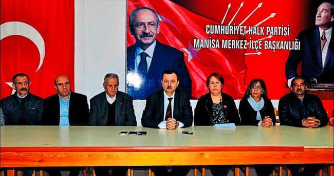 Paylaşımı infiale yol açan CHP'liye ihraç