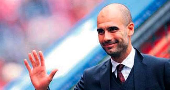Guardiola'ya servet: Yılda 25 milyon Euro