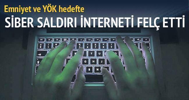 Kamuya siber saldırı