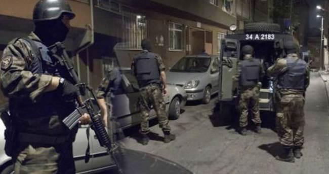 Suriyelilere PKK operasyonu
