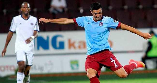 Kasımpaşa - Trabzonspor 13. kez...