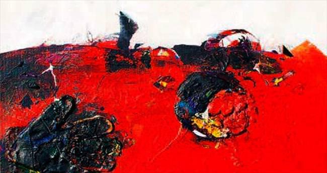 Aydoğdu'nun 40 yıllık eserleri bu sergide