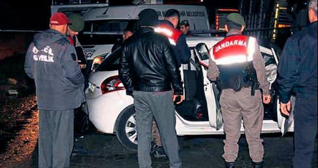 Üniversiteli gençler kaza kurbanı