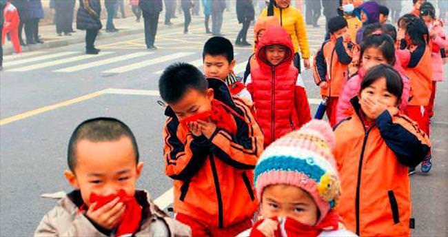 Pekin'den Bosna'ya dünya duman altında