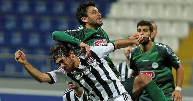 Beşiktaş - Torku Konyaspor 29. randevuda