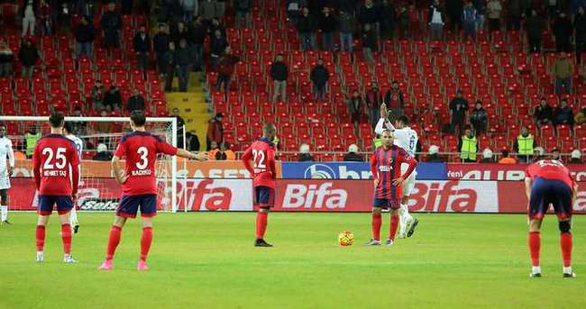 Mersin İdmanyurdu futbolcuları maça çıkmayacak