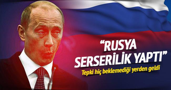 Rus gazeteci: Rusya'nın yaptığı jeopolitik değil, serserilik