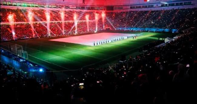 Yeni zaferlerin stadyumu olacak