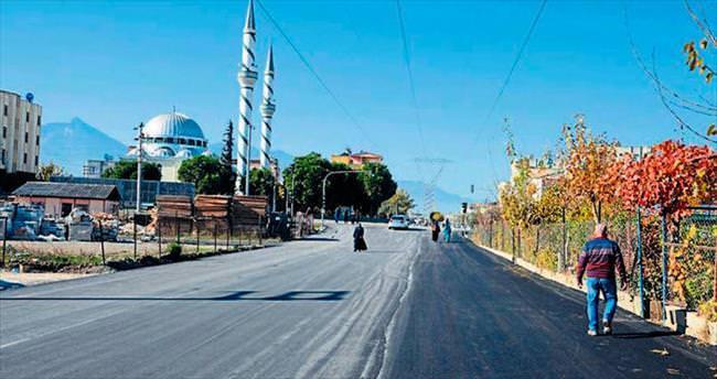 Şehit Süreyya Atalay Caddesi yenileniyor