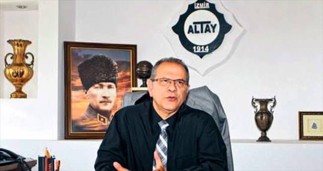 Altay'ın derdi pazar