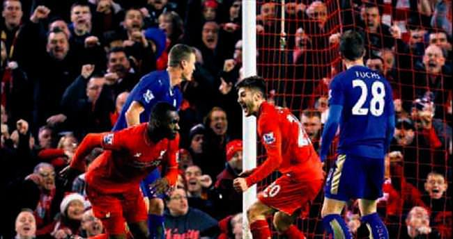 Leicester kaybetti Arsenal fark yedi