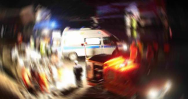 Gümüşhane'de otomobil dereye yuvarlandı: 1 ölü