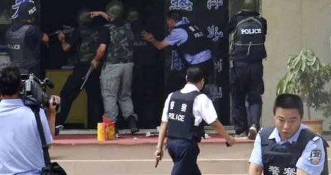 Çin'in ilk terörle mücadele yasası onaylandı