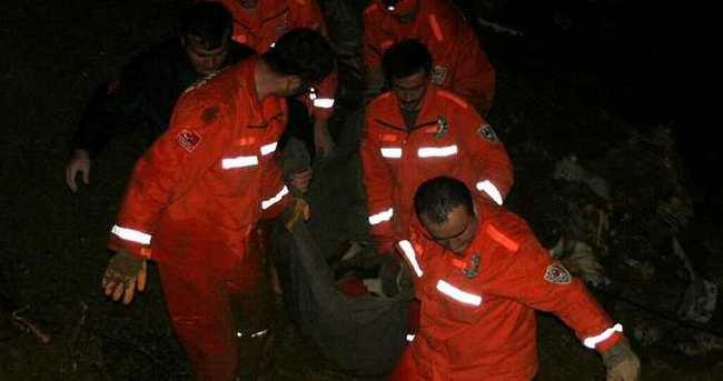 Rize sahilde 2 erkek cesedi bulundu