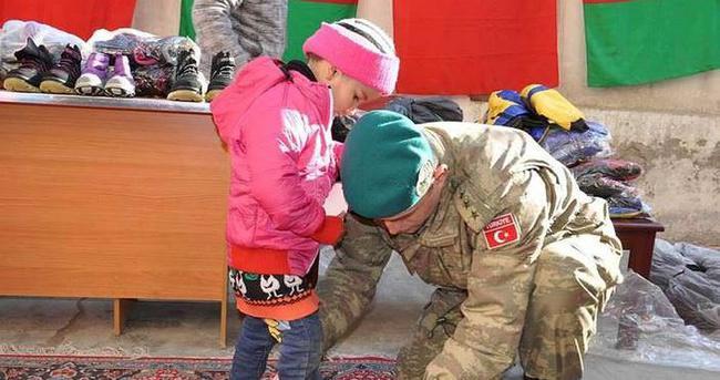 TSK'dan Afganistan'a yardım eli