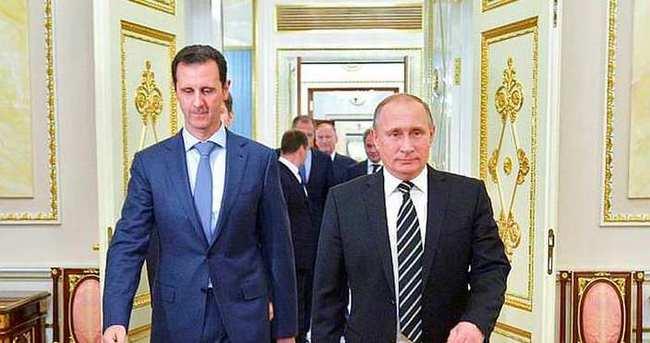 Esad ve Putin'e gıyabi tutuklama