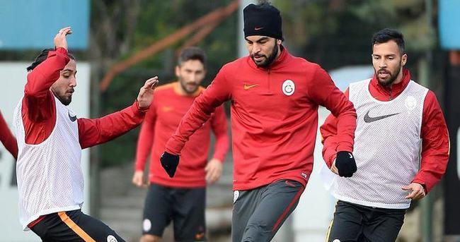 Galatasaray'da futbolculara 6 gün izin