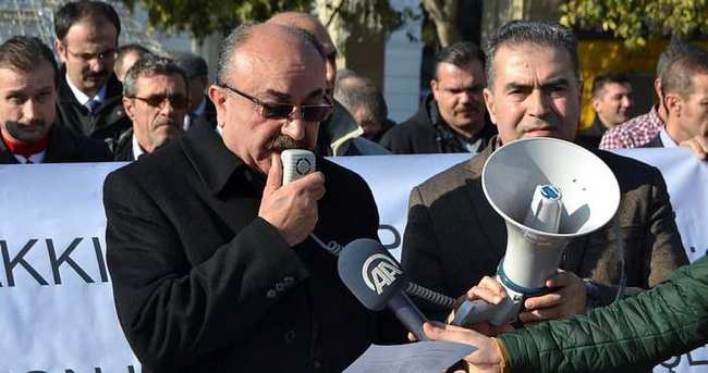 Bakırköy Belediyesine şok protesto