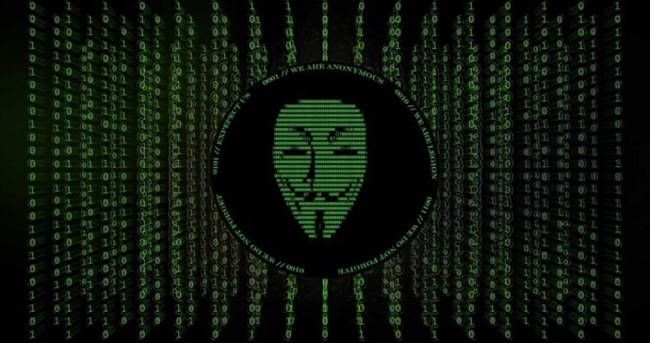 Ayyıldız Tim, Anonymous'u hackledi