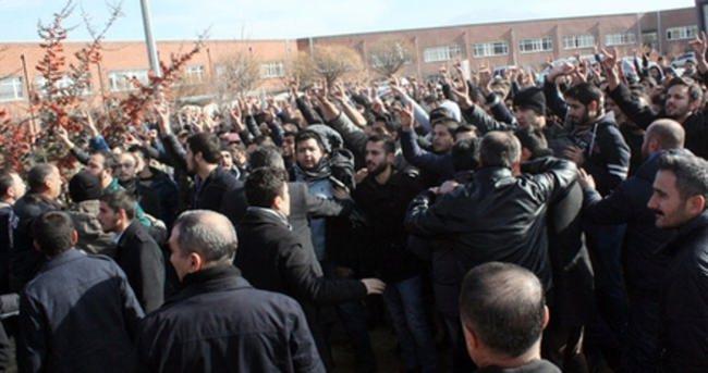 Süleyman Demirel Üniversitesi karıştı!