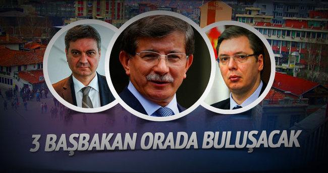 3 Başbakan Sancak'ta buluşacak