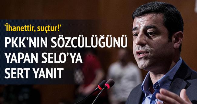 PKK'nın sözcüsü Selo!