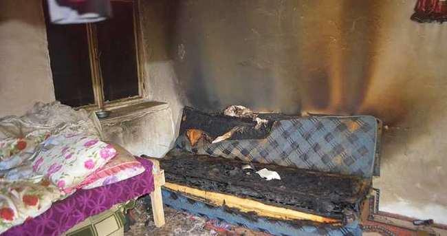 Söke'de yangın faciası: 2 çocuk öldü