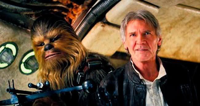 Star Wars'tan yeni gişe rekoru