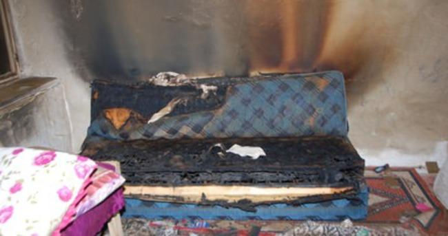 Söke'de yangın: 2 çocuk hayatını kaybetti