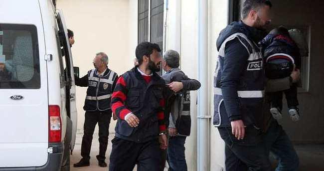 3 DAEŞ militanı yakalandı