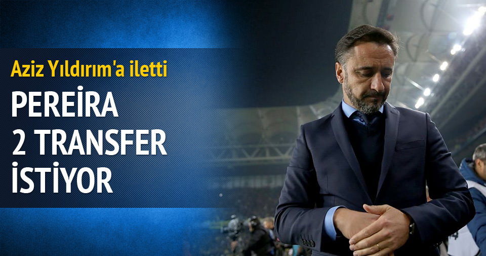 Pereira 2 transfer istiyor