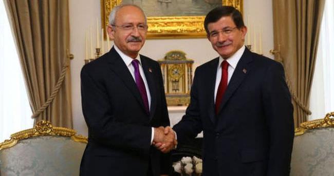 Davutoğlu-Kılıçdaroğlu görüşmesinde neler konuşulacak?