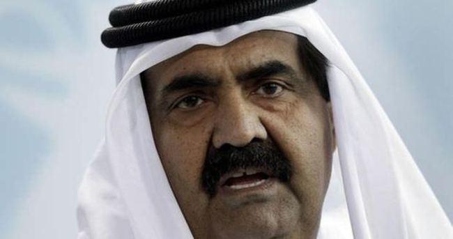 Katar Emiri bacağını kırdı, ailesi dokuz uçakla İsviçre'ye geldi