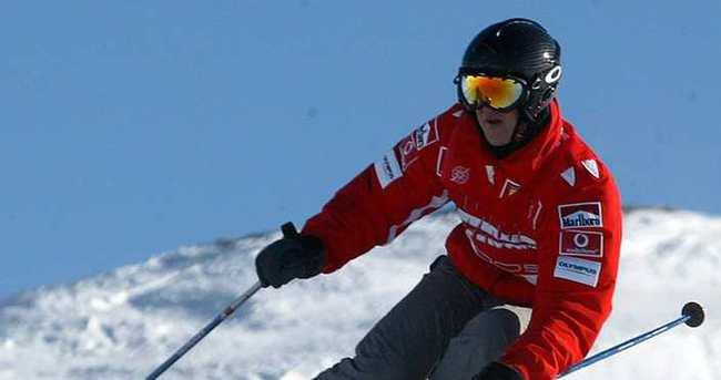 Sporseverler Schumacher'den gelecek iyi haberi bekliyor