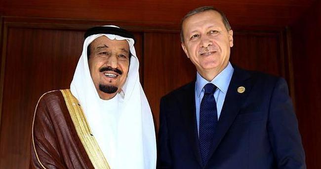 Cumhurbaşkanı Erdoğan Cidde'ye gitti
