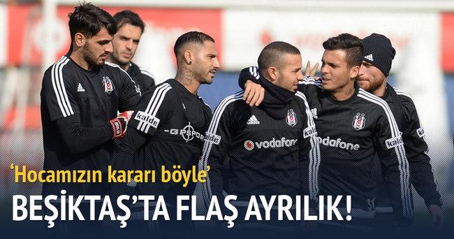 Beşiktaş'ta iki ayrılık resmen açıklandı